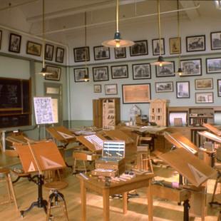Architect's Classroom circa 1900, 1988-93