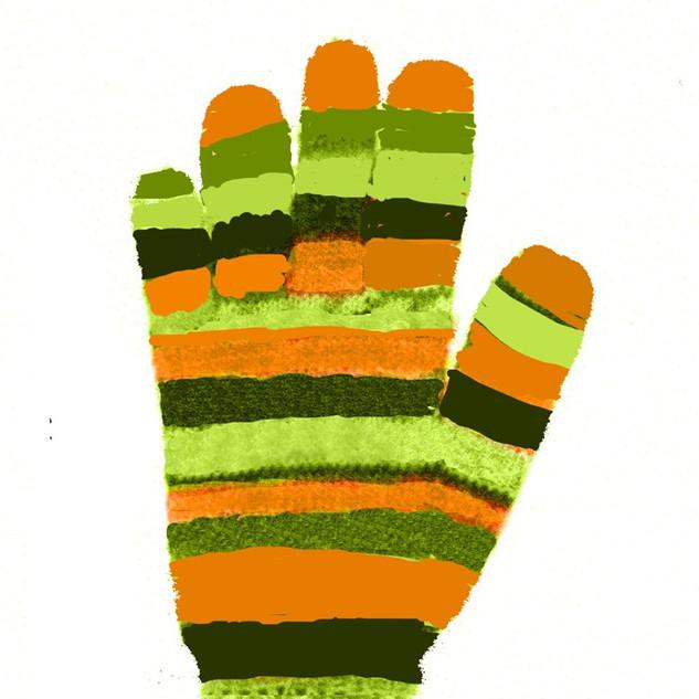 Coraline Glove image from Laika
