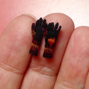 black heart gloves