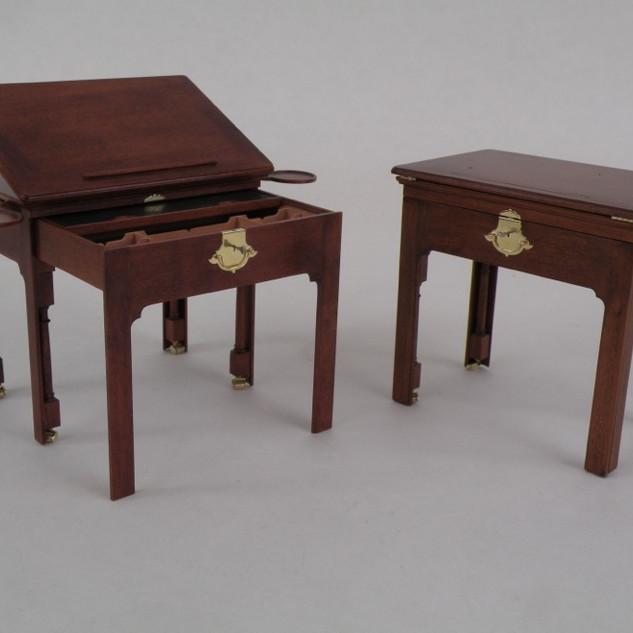 English Architect's Table, c. 1770, 2014