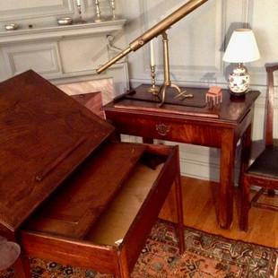 English Architect's Table,  2 original tables