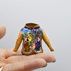 Nativity I (front view)