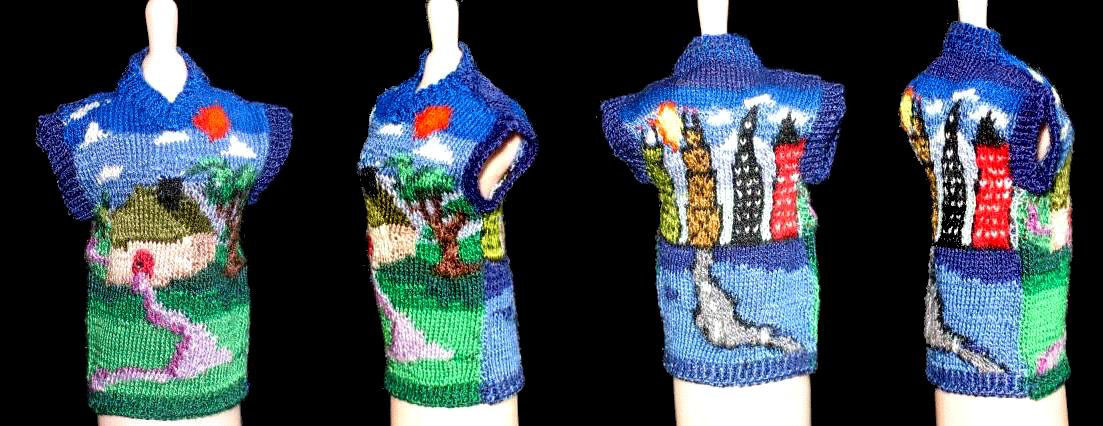 City-Country Vest