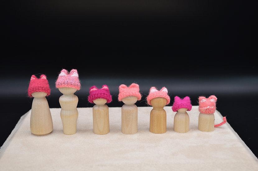 Pink Pussycat Hats