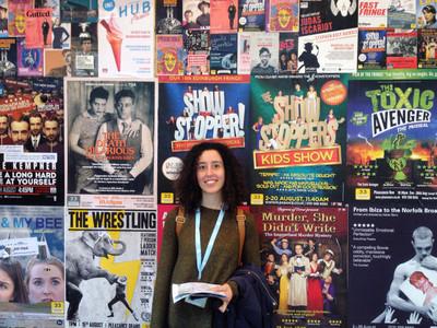 Mon expérience de stage Erasmus + avec Red Ladder Theatre Company