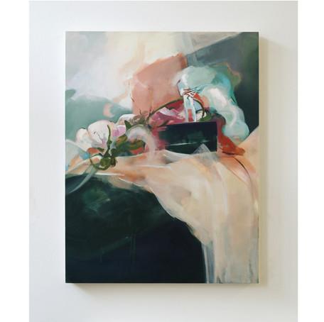 Oil on canvas 70.5x92cm