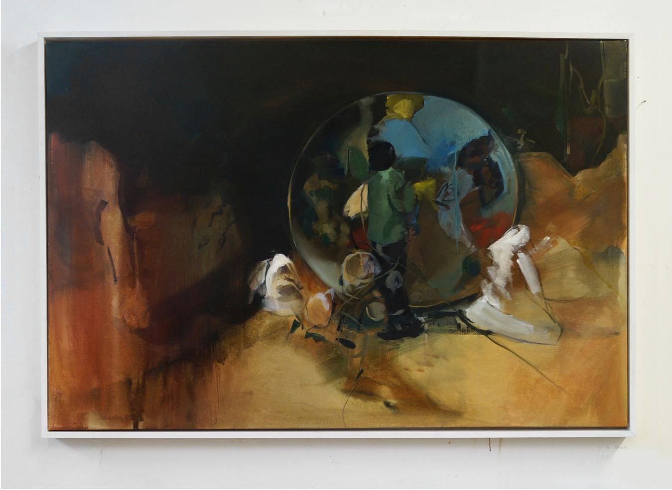 Oil on canvas 80x120cm