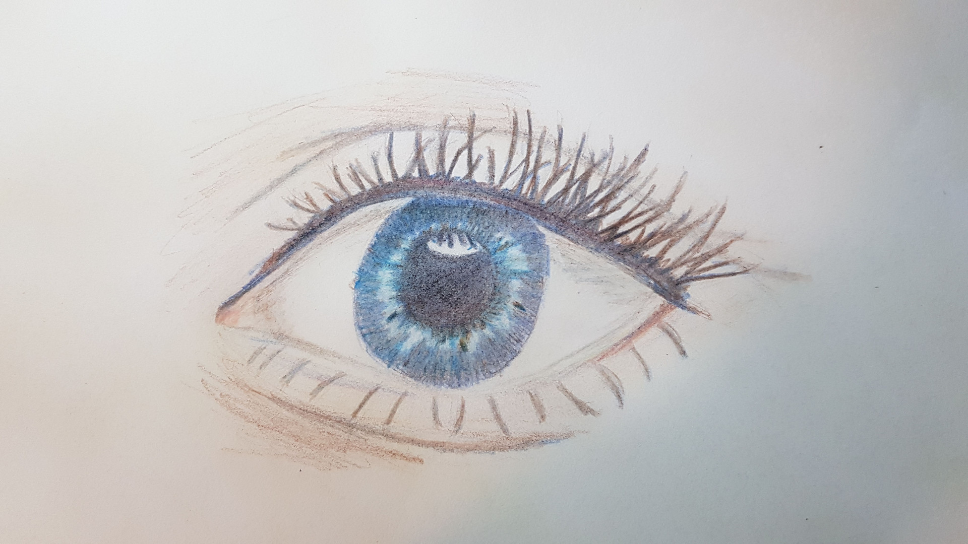 Shreya DofE online Art Course