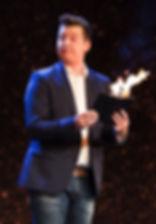 Marcel Kösling Moderation Moderator Gala Firmenveranstaltung