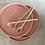 Thumbnail: Lyserød tallerken