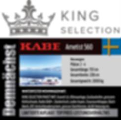 Kabe King Selection Ametist 560