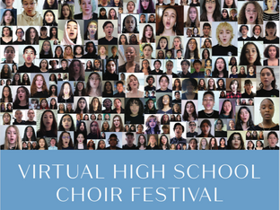 MCHS and LA Master Chorale Sing! April 23, 10AM