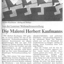 Niklaus Oberholzer - 13. Dezember 1983