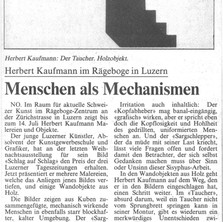 Niklaus Oberholzer - Juni 1984