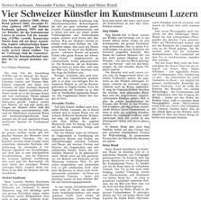 Niklaus Oberholzer - 23 Mai 1986