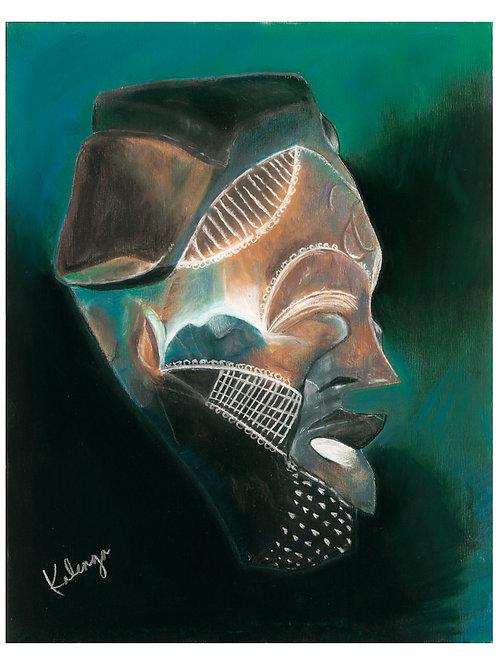 Mask of Tikar