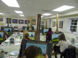 Painting with Amanda April 9th