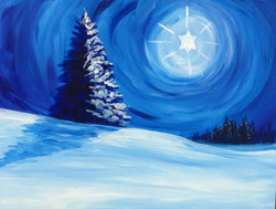 We are painting this on Fri. Jan 23