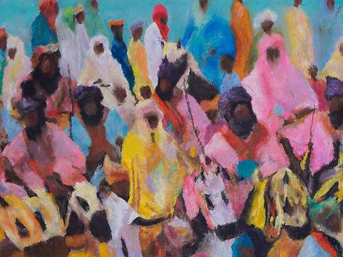 Hausa Emirate Durbar Moussem