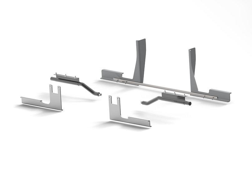 Bracket Kit: Composite Full Fenders