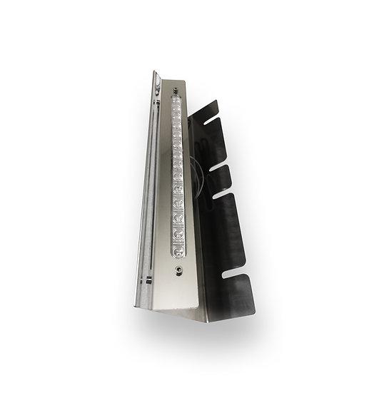 Kenworth Backlit Air Cleaner Bars - Front