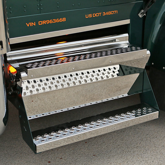 Stainless Step Box Cover