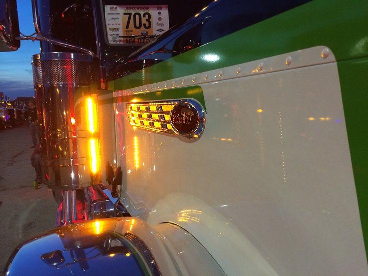 Backlit Air Cleaner Bars - Front