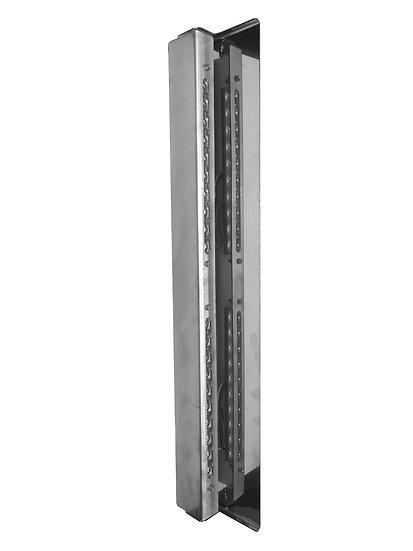 Kenworth Backlit Air Cleaner Bars - Rear