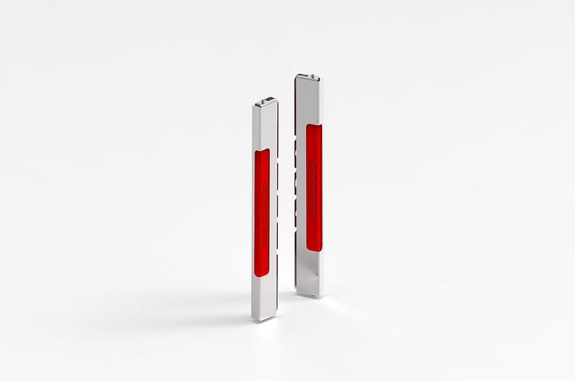 Glo-Beam Air Cleaner Bars - Rear