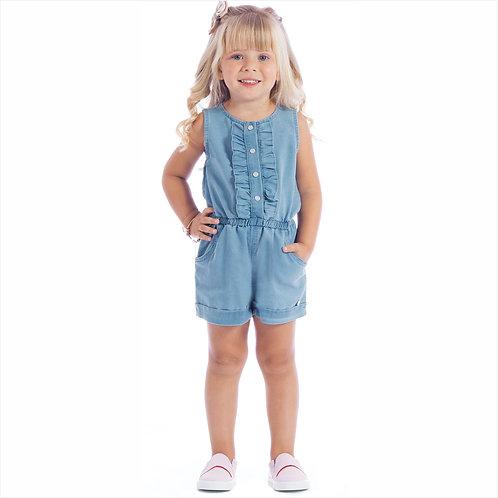 Macaquinho jeans (ref. 30351)