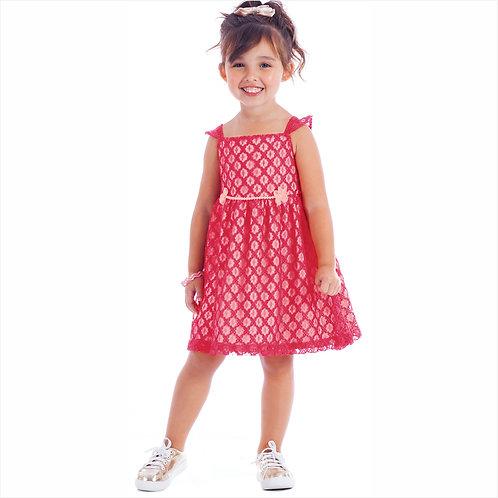 Vestido renda (ref. 30347)