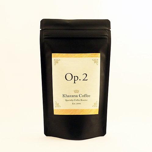 """Khazana Coffee """"Op.2"""""""