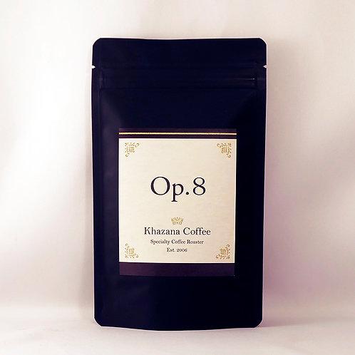"""Khazana Coffee """"Op.8"""""""