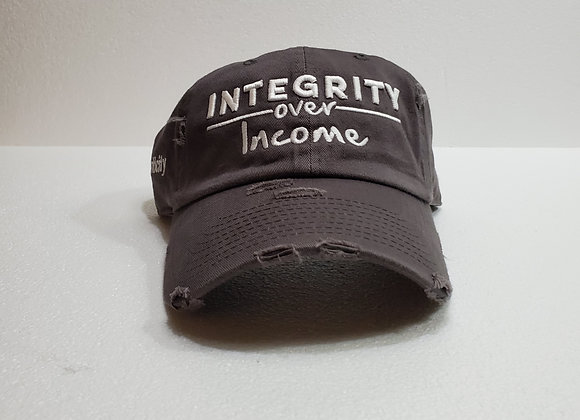 Integrity Over Income.....Distressed Dad