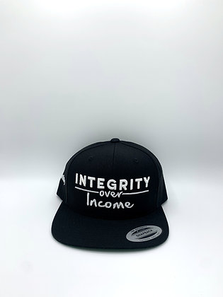 Integrity Over Income .... Snapback