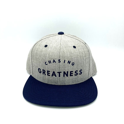 Chasing Greatness Classic Snapback