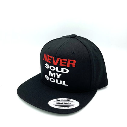 Never Sold My Soul Classic Snapback