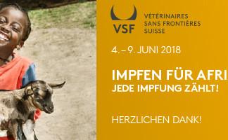 Impfen für Afrika vom 04. - 09. Juni 2018