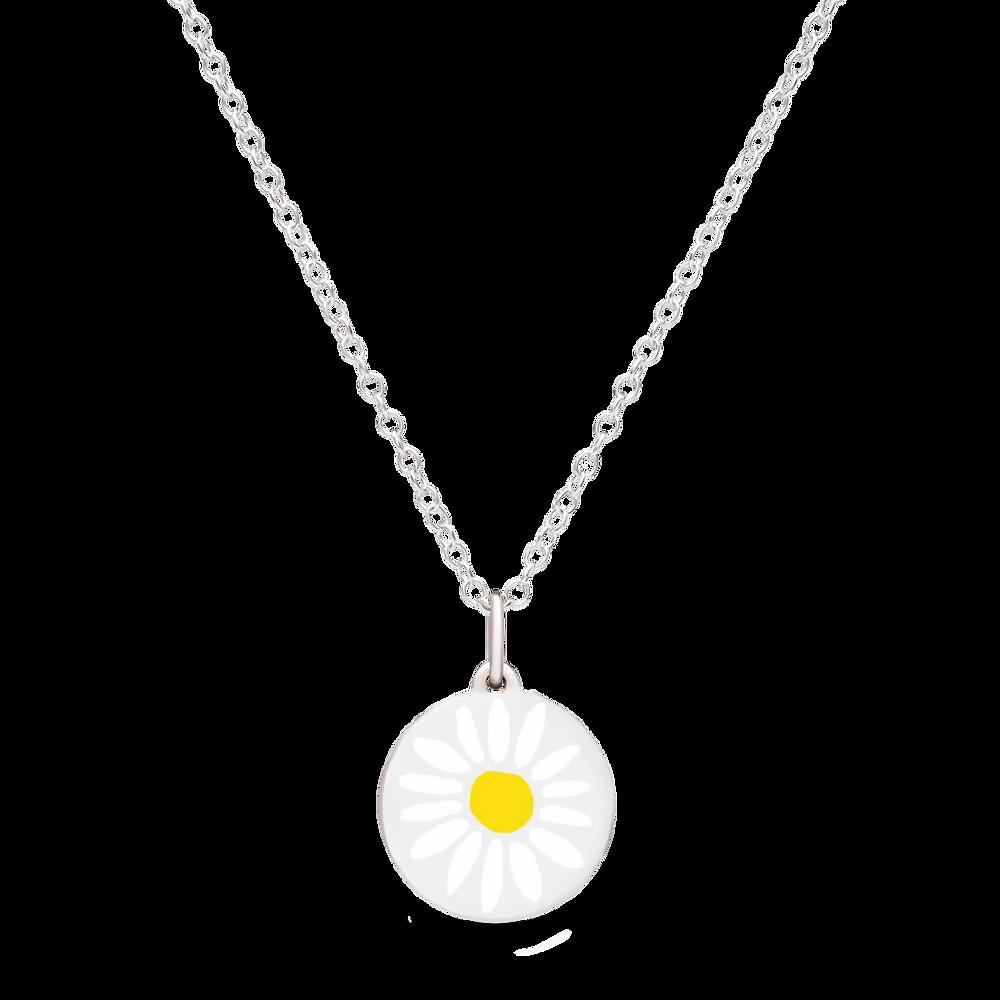Daisy Charm necklace