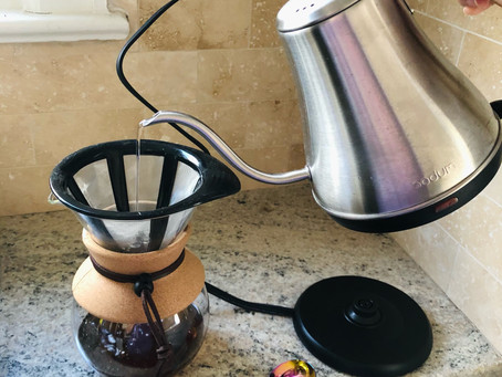 Pour Over Perfection?
