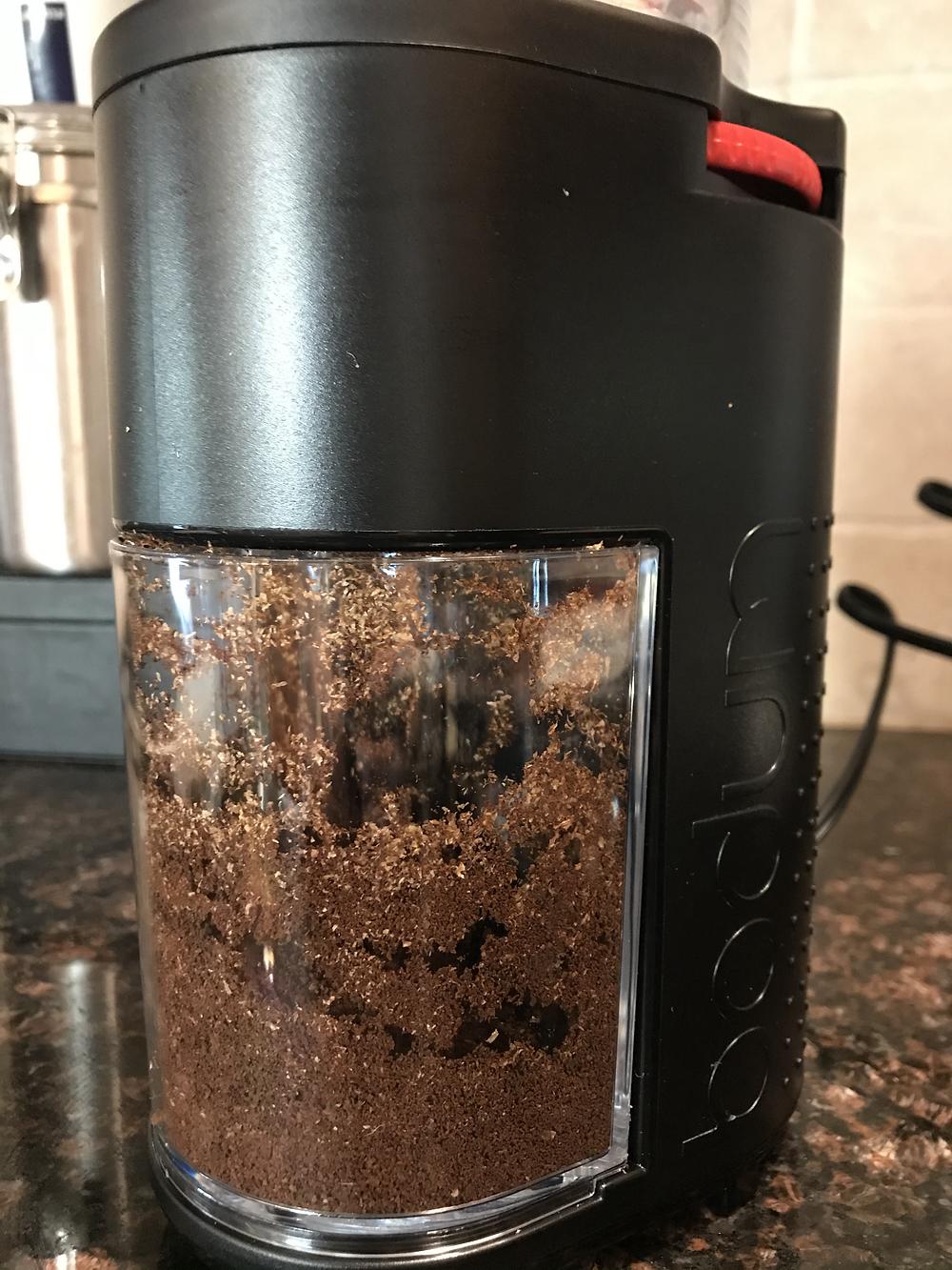 bodum coffee maker