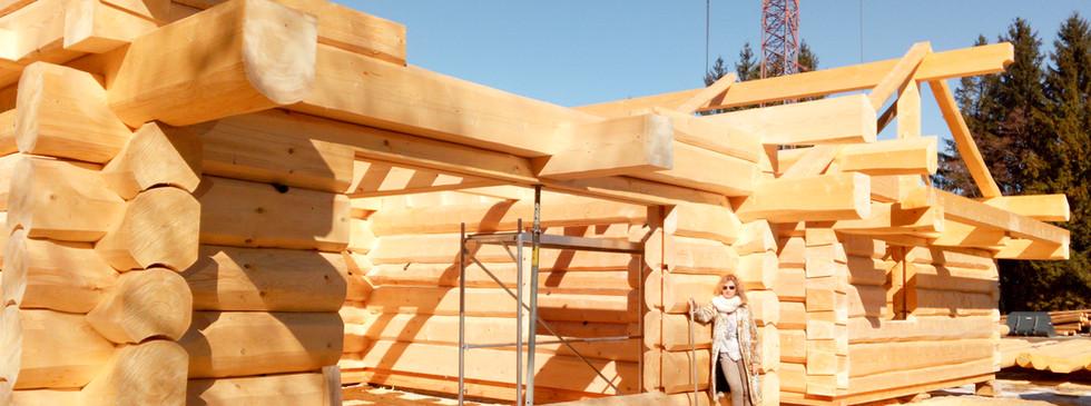Blockbau | Artifex GmbH & Co KG