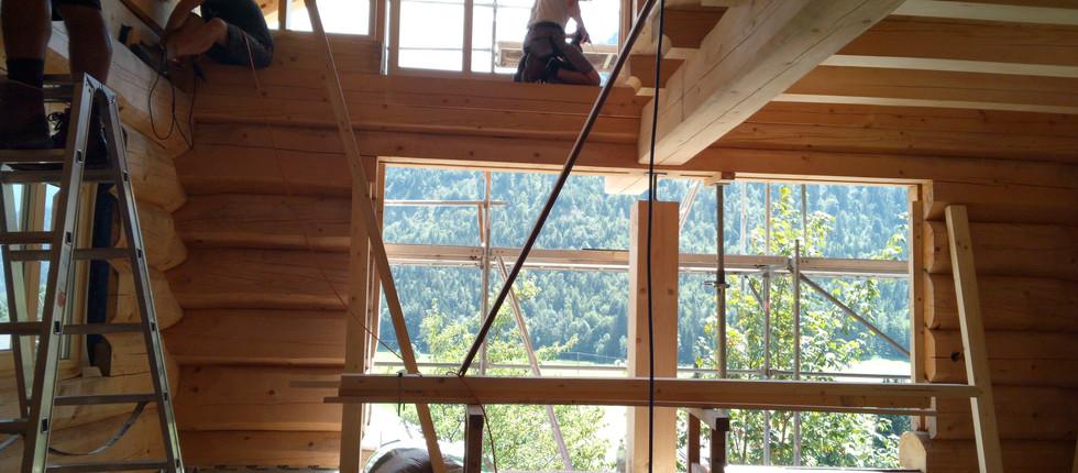 Fenstereinbau | Schreinerrei Karl Sieber