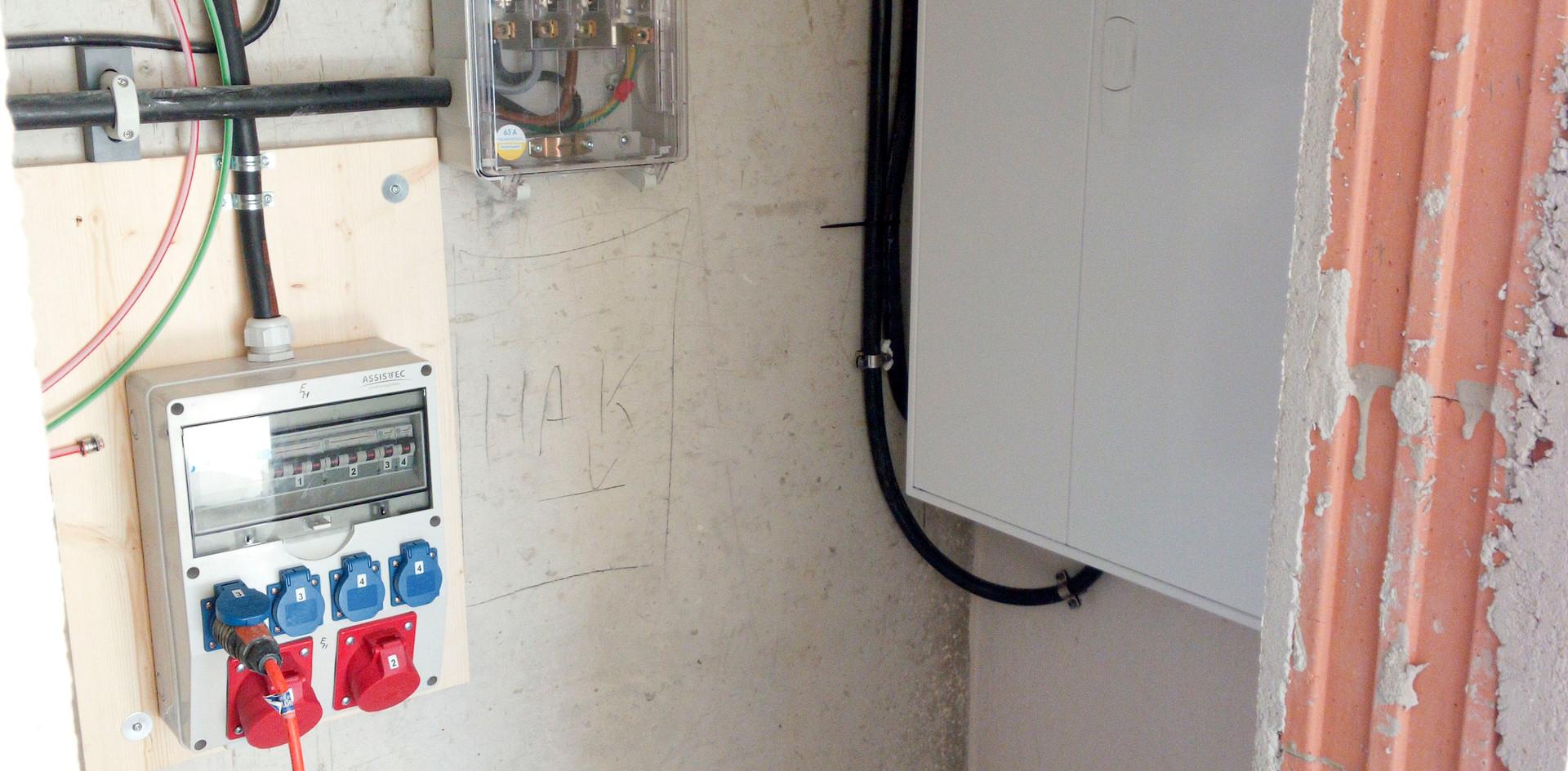 Haustechnik Elektro