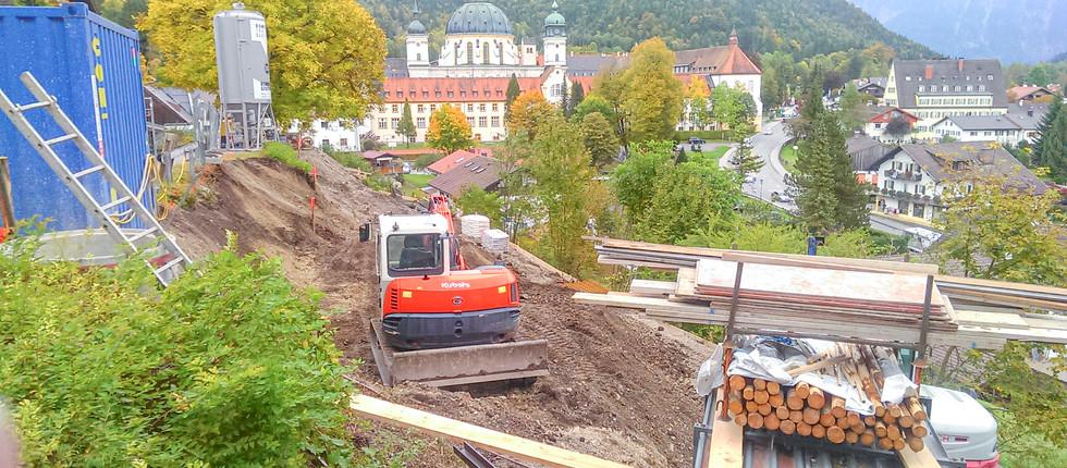 Erd- und Bauarbeiten | Gebrüder Eicher GmbH