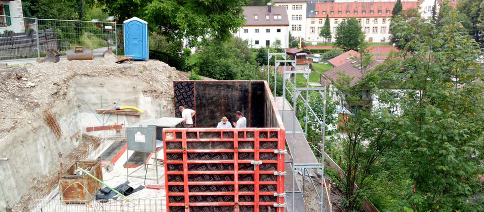 Bodenplatte | Gebrüder Eicher GmbH