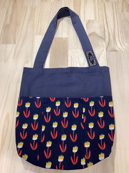 Happy Day Tulips Bag
