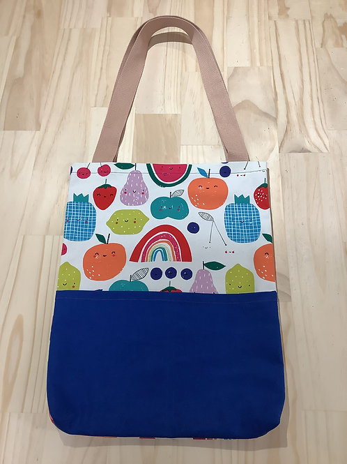 Happy Day Fruit Faces Bag