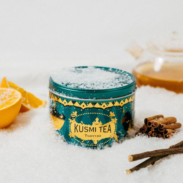 Kusmi Tea Organic Tsarevna