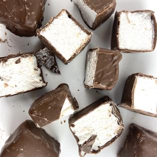 Chocolate Vanilla Bean Guimauve